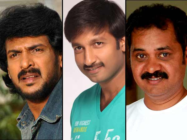 Dandupalya director bilingual film with Upendra and Gopichand