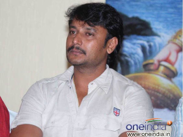 Challenging Star Darshan