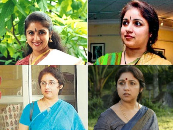 Actress Revathi Divorced