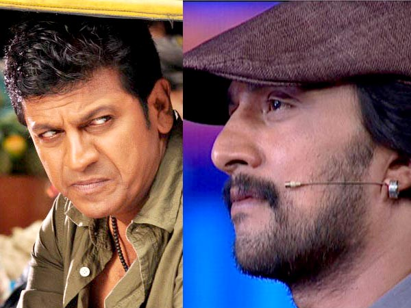 Sudeep best wishes to Shivaraj Kumar in Bigg Boss