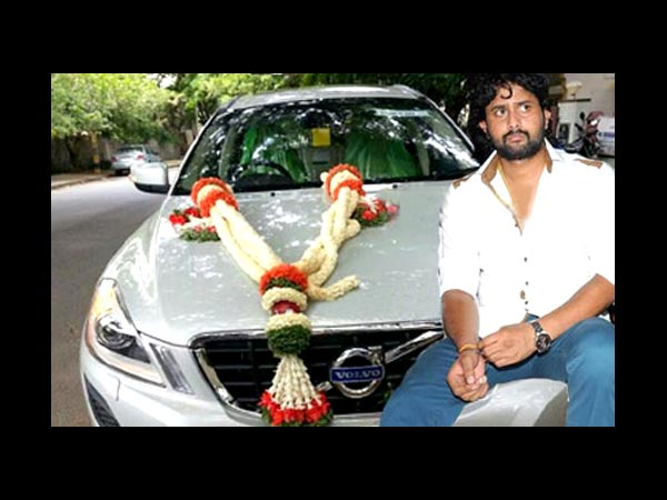 Srinagara Kitty gets Luxury gift from Director Suni