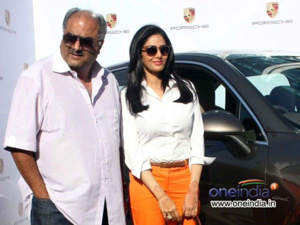Producer Boney Kapoor gets death threats