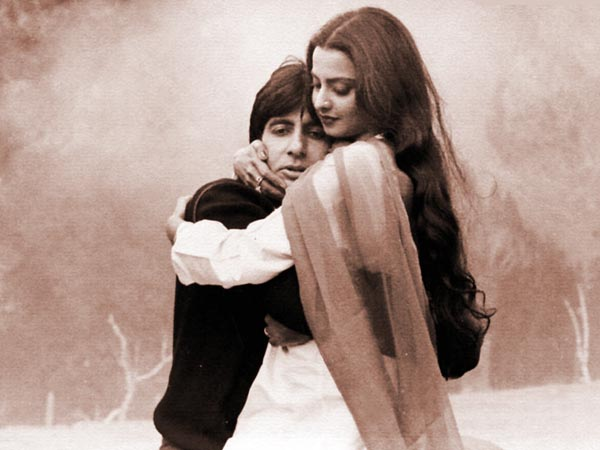 Amitabh Bachchan And Rekha To Work Together In Welcome Back