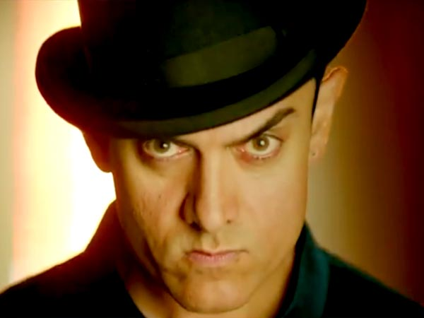 Watch Dhoom 3 Trailer: Aamir-Katrina Rock!