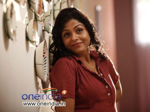 Asha Sarath Charged With A Cheating Case