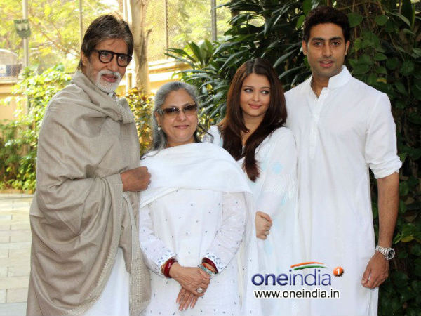 Aishwarya separating from Big B house, Abhishek said its just rubbish
