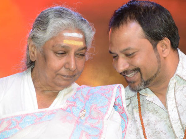 S Janaki sings again in Kannada for Pallakki 2