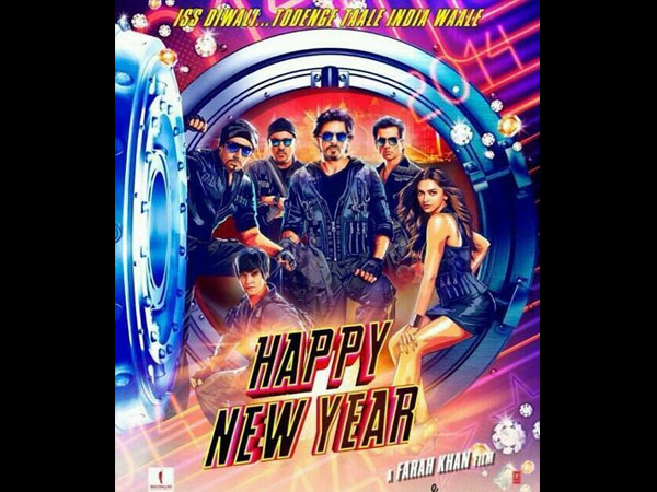 Check Out: Shahrukh Khan-Deepika Padukone's Happy New Year's First Look!