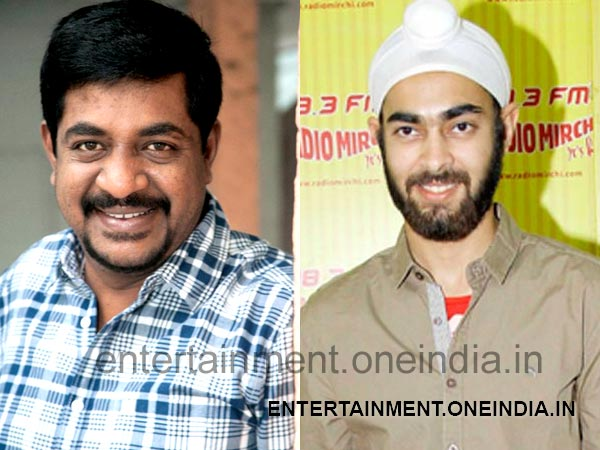 Manjot Singh In Yogaraj Bhat's Bollywood Movie