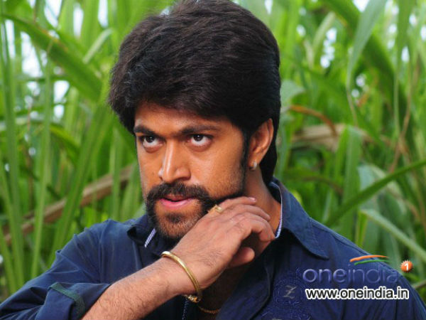Rocking Star Yash injured during Gajakesari shooting
