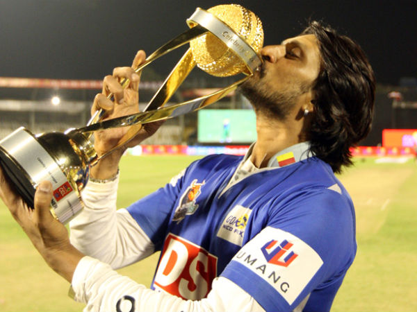 Sudeep in CCL 4