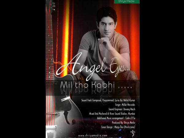 Bangalore Indi pop Singer Nikhil set to rock again