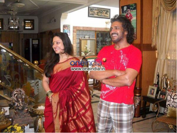 Upendra rare photo