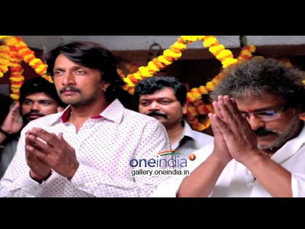 ಚಿತ್ರ ವಿಮರ್ಶೆ: ಮನ ಗೆದ್ದ ಸುದೀಪ್ 'ಮಾಣಿಕ್ಯ'