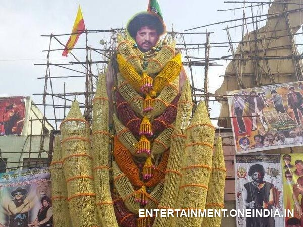 Khaidi cutout at Triveni