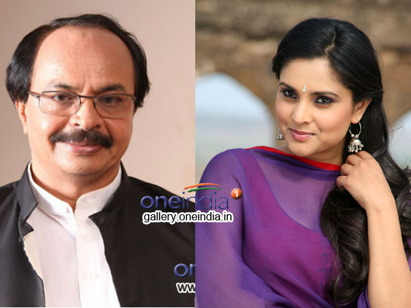 Director Nagatihalli Chandrashekhar advise to Ramya