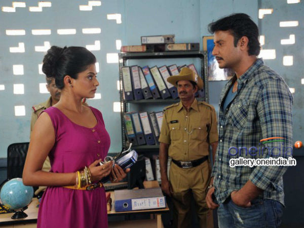One More costly song for Darshan Ambareesha
