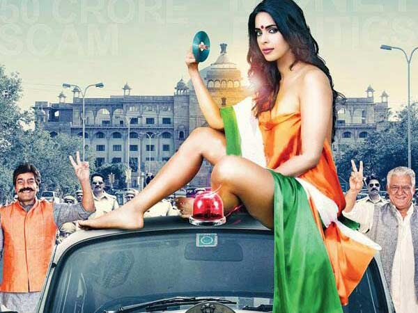 Hyderabad High Court issues notice to Mallika Sherawat, Centre for obscene poster
