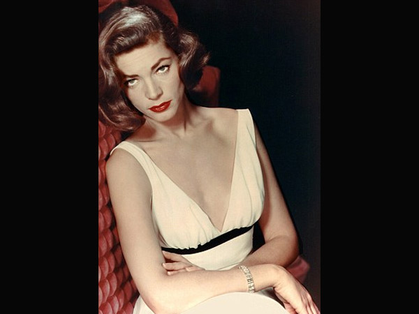 Lauren Bacall, The Gorgeous American Actress Dead