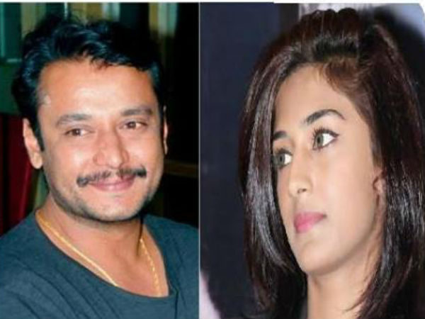 Ninnindale fame Erica Fernandes out of Darshan starer Airavatha movie