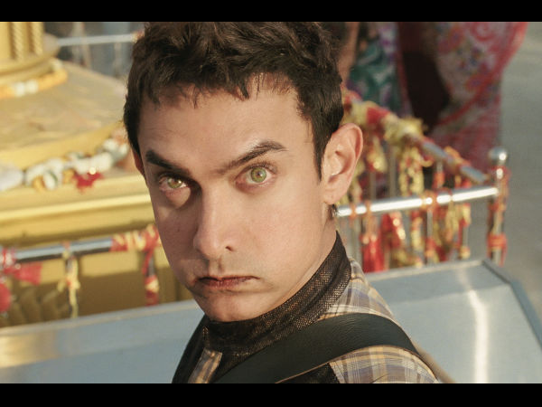 Aamir Khan Ate Over 10,000 Pans For PK