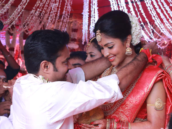 Actress Amala Paul marriage photo