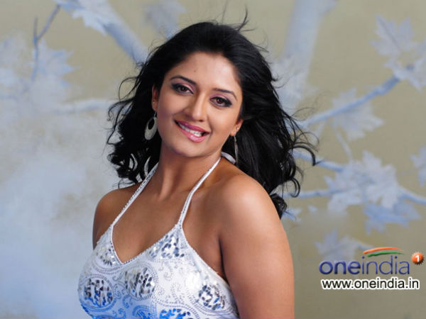 Actress Vimala Raman