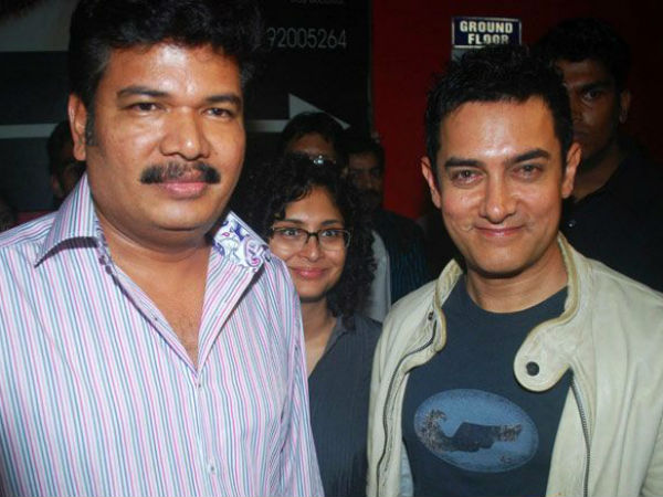 Shankar To Direct Rajinikanth And Aamir Khan In Robo 2