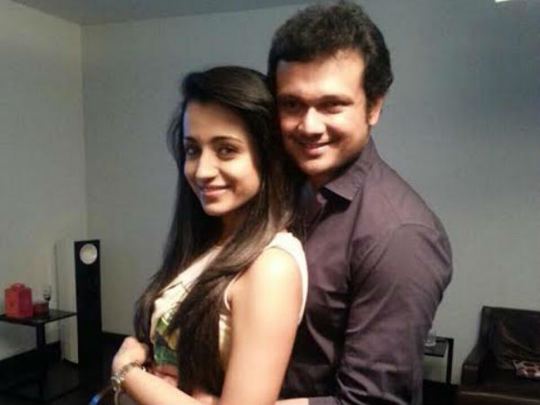 I'm not engaged says Trisha Krishnan