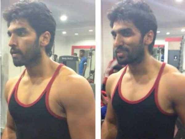 Anish Tejashwar workout for six pack look2