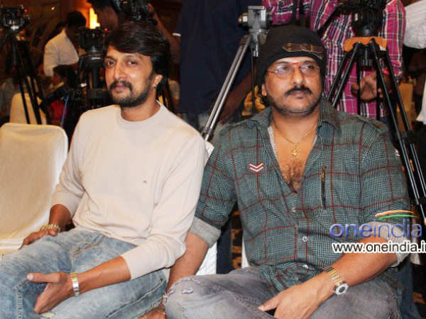 Sudeep, Ravichandran combine togather again