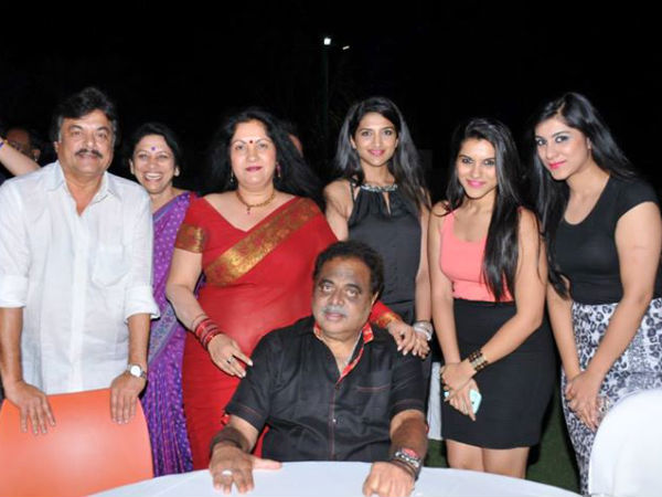 Ambarish kiss controversy