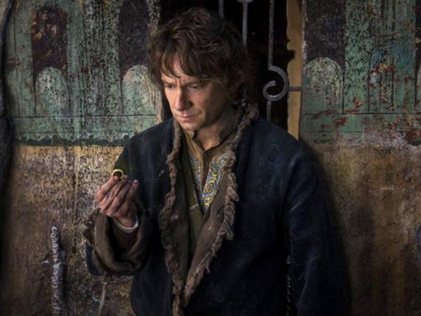 'The Hobbit...' Box Office Report: Sets IMAX Record With $122.2 Million