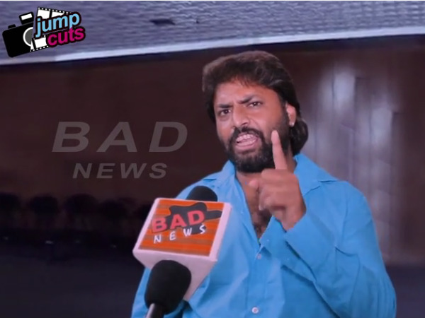 Kannada filmmaker Huchcha Venkat video spoof non stop comedy