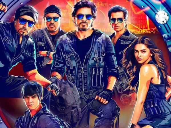 Shahrukh Khan starrer Happy New Year to release in Egypt1
