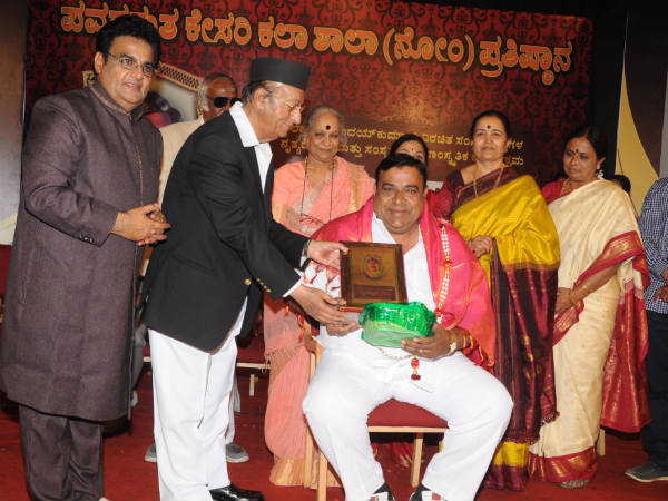 Felicitation to Doddanna