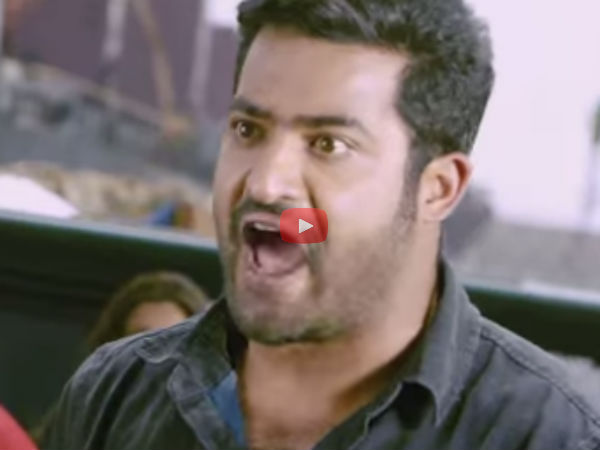 Watch Jr.NTR starrer Temper movie teaser1