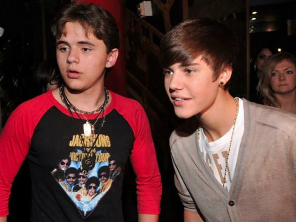 Prince Michael Jackson's son working with Justin Bieber