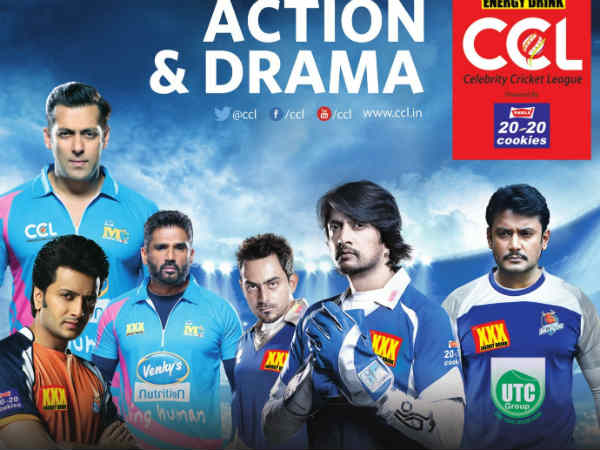 Celebrity Cricket League 5 action & Drama starts 10th January