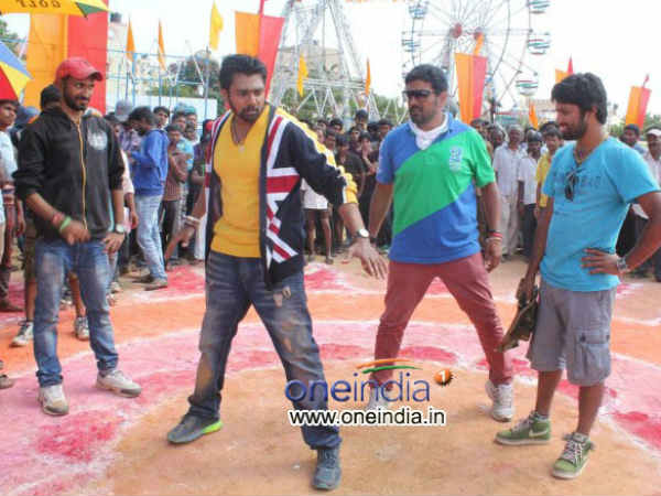 dhruva-sarja-second-century-in-sandalwood