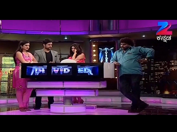 Watch Divided Reality show: Venkat's mad act