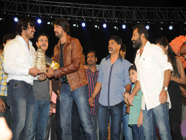 Not interested in Silver crown, instead help poor people, Kichcha Sudeep