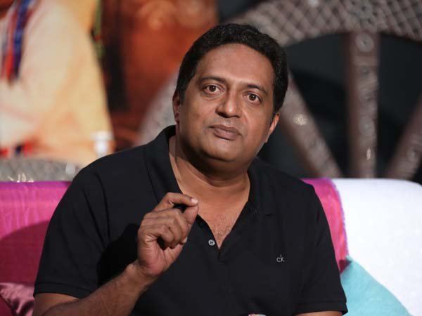 Actor Prakash Raj under bed rest for 3 days