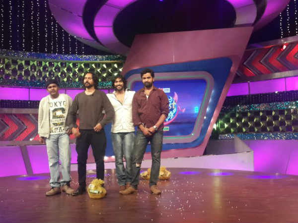 Benki Patna team in Swalpa Adjust Madkolli