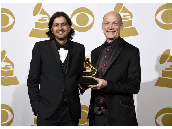Two Indians Ricky Kej and Neela Vaswani win 57th Annual Grammy Awards