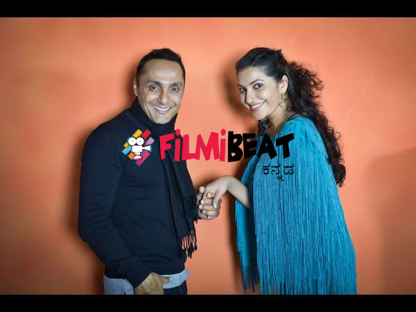 Bollywood Actor Rahul Bose dubs for kannada movie Niruttara