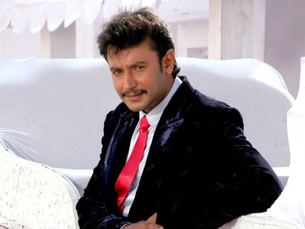 Challenging Star Darshan changes his track