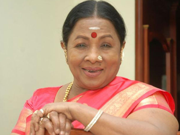 Actress Manorama rubbishing her death rumours