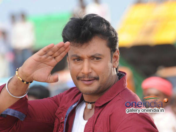 New title for Challenging Star Darshan-Karunada Kalaratna