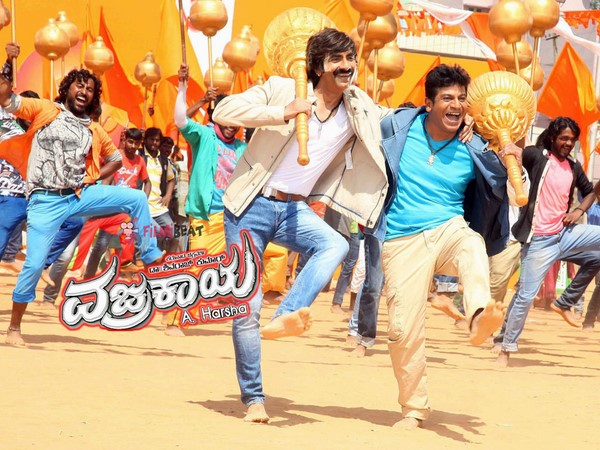 Sharan to sing a song for Shivarajkumar's Vajrakaya